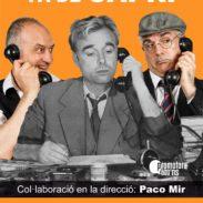 Cartel el Sr. Marcel·lí fa de Capri i el Sr. Bohigues no
