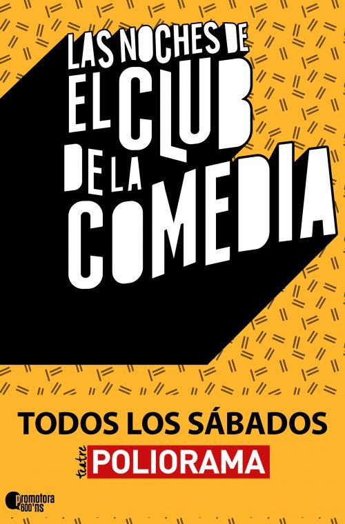 la noche del club de la comedia
