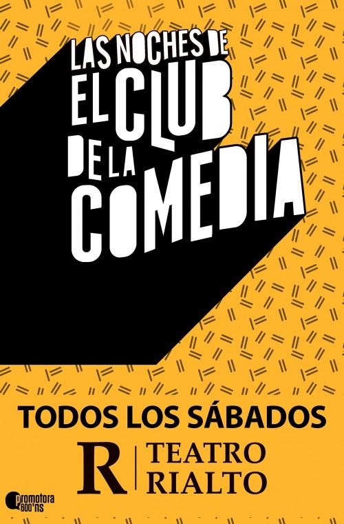b7c3b4bcd1 Las Noches de El Club de La Comedia Madrid