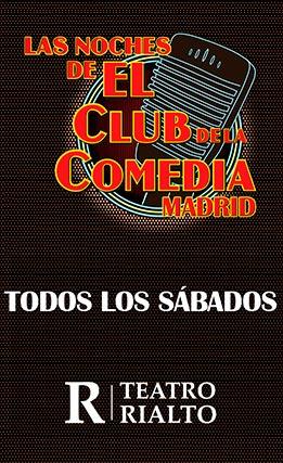 Club Comedia Madrid