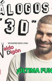 Promoción DIÁLOGOS EN 3D en Barcelona