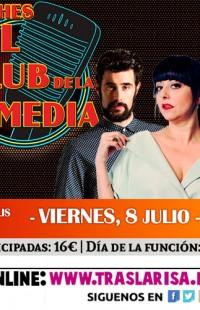 ¡En julio más monólogos en Valencia!