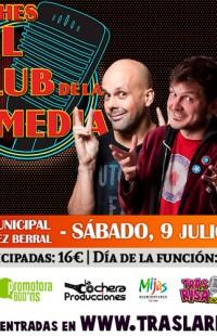 Monólogos en Mijas con Las Noches de El Club de la Comedia