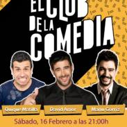 El Club de la comedia, en Valladolid sábado 16 febrero 2019
