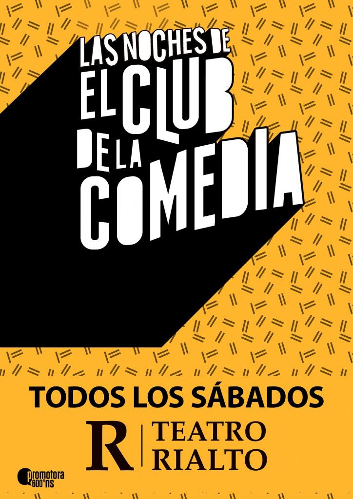 El club de la comedia madrid Atrapalo conciertos madrid