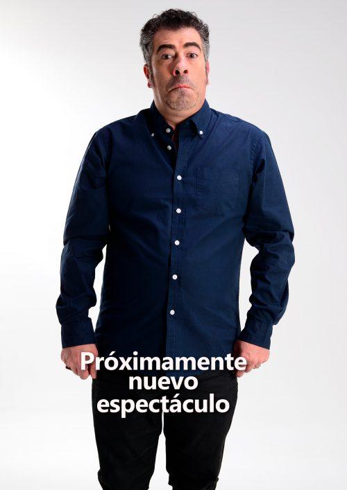 Lo nuevo de Agustín Jiménez