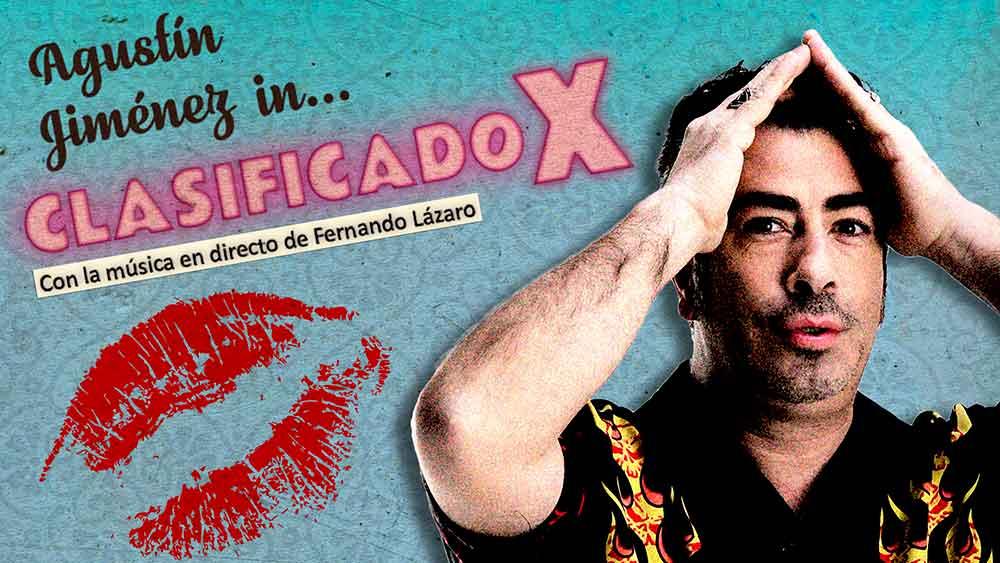 Cartel CLASIFICADO X