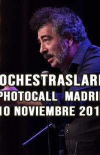 Photocall #NochesTrasLaRisa Madrid 10.11.18