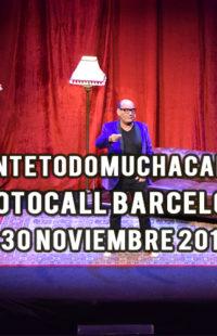 Photocall Ante Todo Mucha Calma 30.11.2018