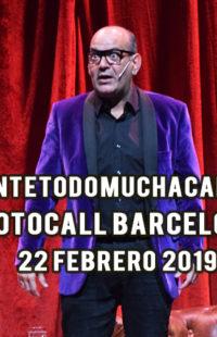 Photocall Ante Todo Mucha Calma 22.02.2019
