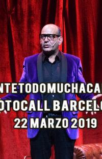 Photocall Ante Todo Mucha Calma 22.03.2019