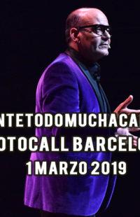 Photocall Ante Todo Mucha Calma 02.03.2019