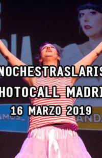 Photocall #NochesTrasLaRisa Madrid 16.03.19