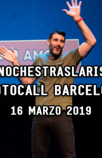 Photocall #NochesTrasLaRisa Barcelona 16.03.19