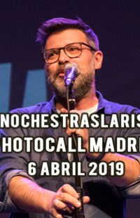 Photocall #NochesTrasLaRisa Madrid 06.04.19