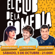 El Club De La Comedia, Gijón - Teatro La Laboral