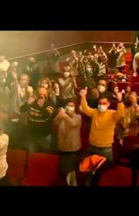 Corbacho llena de carcajadas el Teatre Borràs de Barcelona