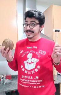 Lo de abrir un coco - Manu Górriz