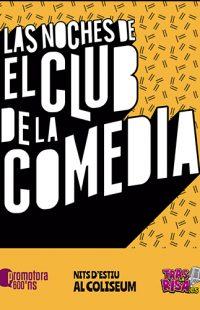 Las Noches de El Club de la Comedia llegan al Teatre Coliseum de Barcelona