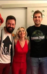 Última Función de Las Noches de El Club de la Comedia en Nits d'estiu al Coliseum de Barcelona